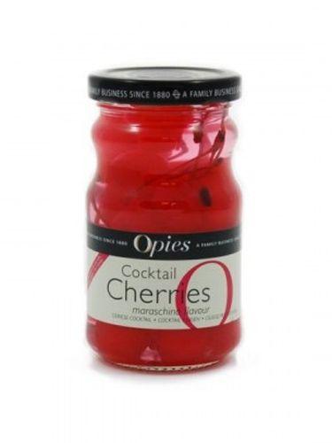 Red Maraschino třešně se stopkou 225 g - 1