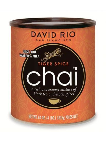 David Rio Tiger Spicy Chai - gastro dóza 1814 g - 1