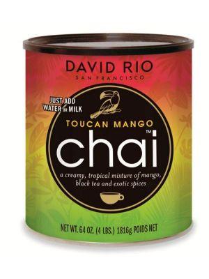 David Rio Toucan Mango Chai - gastro dóza 1814 g - 1