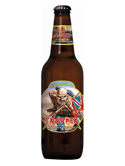 Iron Maiden Trooper 4,7% - 0,5 L - 1