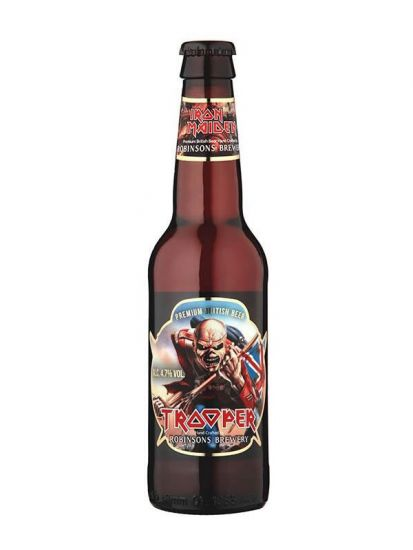 Iron Maiden Trooper 4,7% - 0,33 L - 1