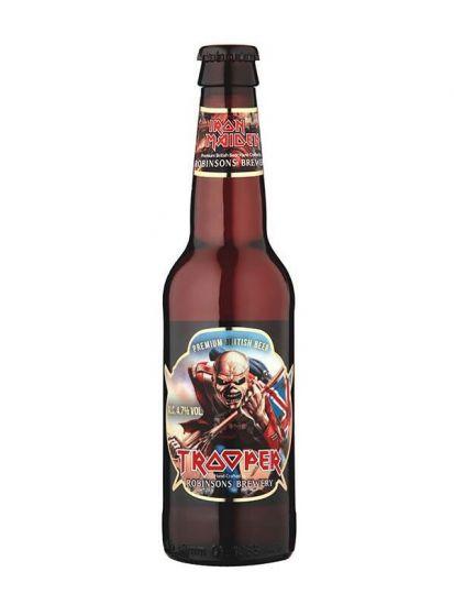 Iron Maiden Trooper 4,7% - 0,33 L - 1