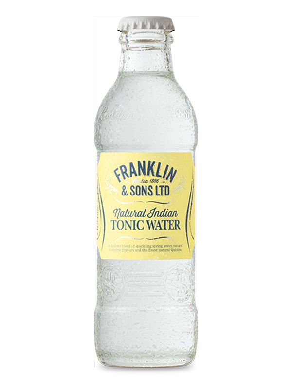 Franklin & Sons Natural Indian Tonic Water 0,20 L - 1