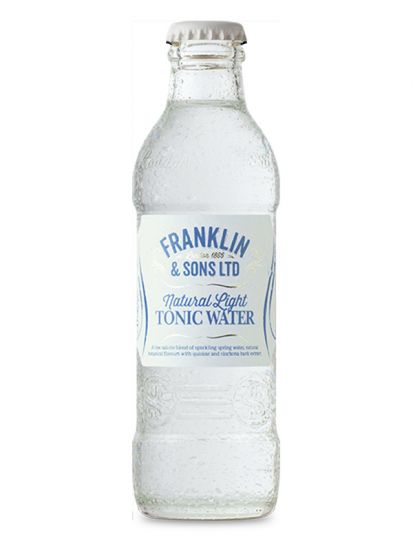 Franklin & Sons Natural Light Tonic Water 0,20 L - 1
