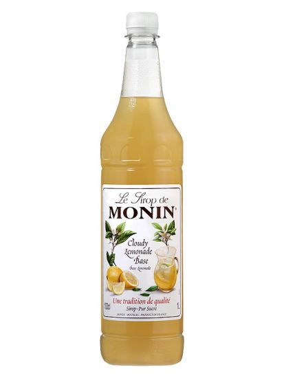 Monin Cloudy Lemonade 1 L PET - 1