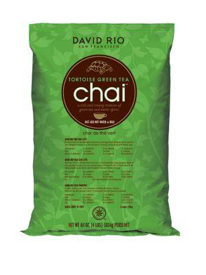 David Rio Tortoise Green Chai- Gastro náplň / vak 1814 g - 1