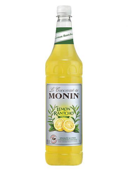 Monin Limetková šťáva / Rantcho Lime 40% 1 L PET - 1