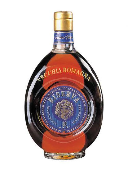 Brandy Vecchia Romagna 10 Anni 40% 0,70 L - 1