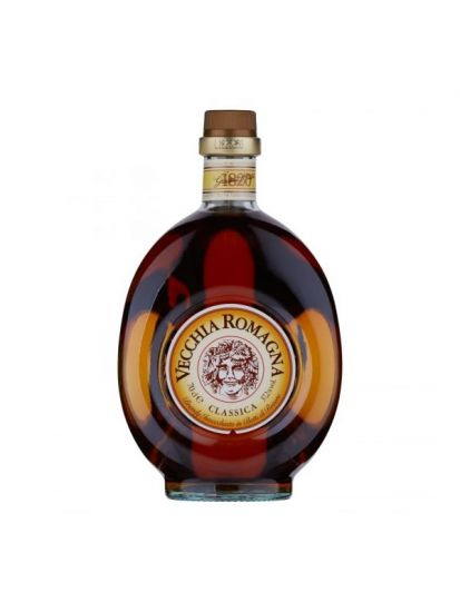 Brandy Vecchia Romagna Classica 37,2% 0,70 L - 1