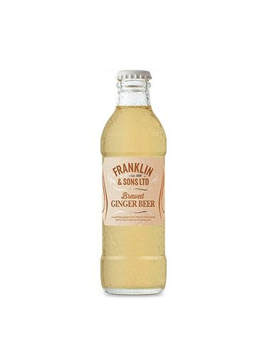 Franklin & Sons Ginger Beer 0,20 L - 1