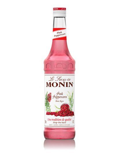 Monin Pepř růžový / Baies Roses / Pink Peppecorn 0,7 L - 1