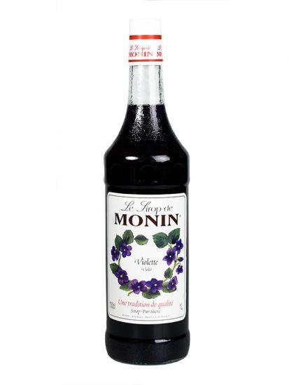 Monin Fialka/Violet 1 L - 1