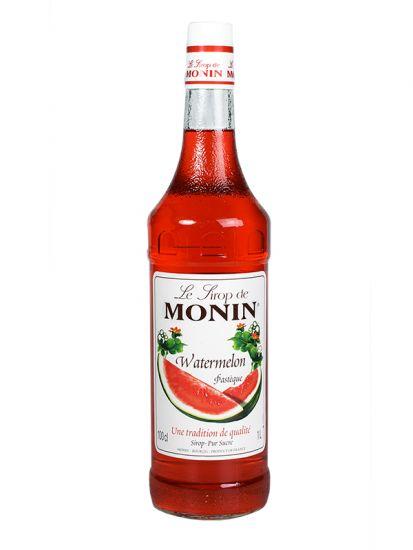 Monin Meloun vodní / Watermelon 1 L - 1
