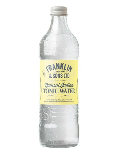 Franklin & Sons Natural Indian Tonic Water 0,50 L - 1
