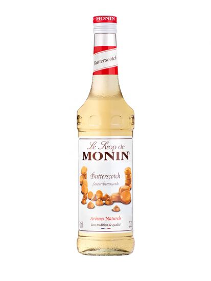 Monin Butterscotch Sirup 0,7 L - 1
