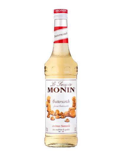 Monin Butterscotch Sirup 0,7 L - 1