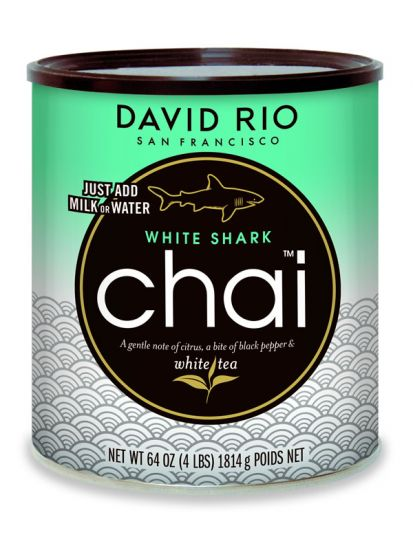 David Rio White Shark - gastro dóza 1814 g - 1