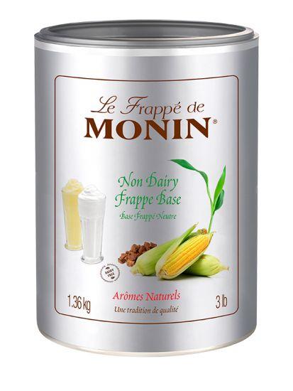 Monin Non Dairy Frappe 1,36 KG - 1