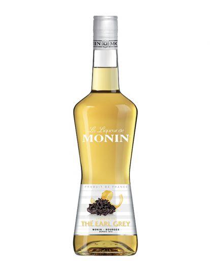 Monin Earl Grey 20% - čajový likér (černý čaj) 0,7 L - 1