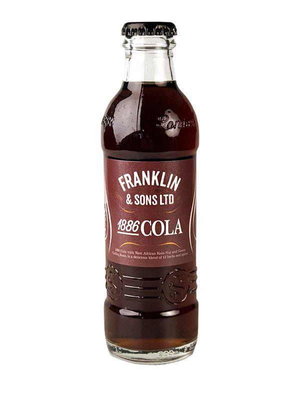 Franklin & Sons Cola 0,20 L - 1