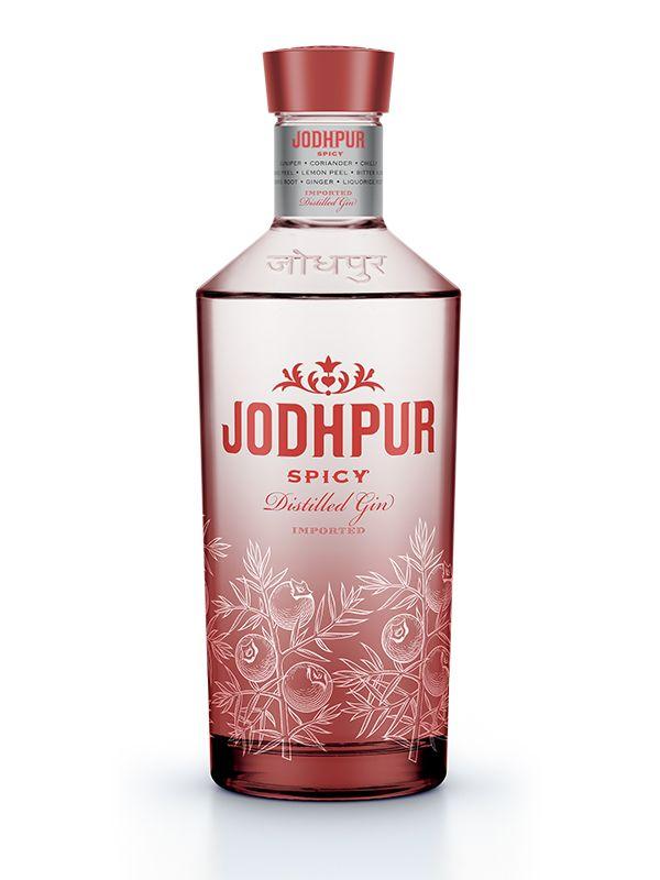 Johdpur Gin Spicy 43 % 0,7 L - 1