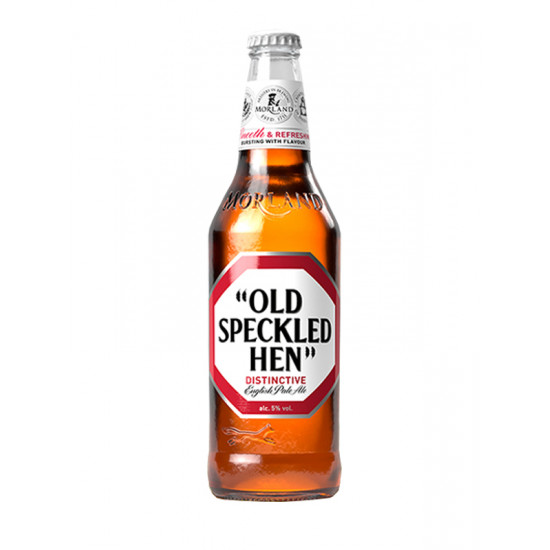 Old Speckled Hen Pale Ale...