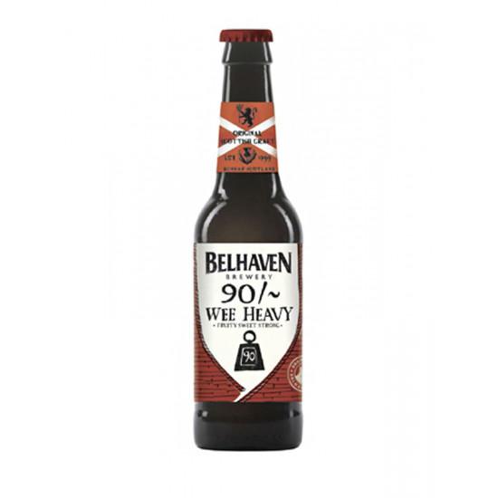 BELHAVEN Wee Heavy Ale 7,4...