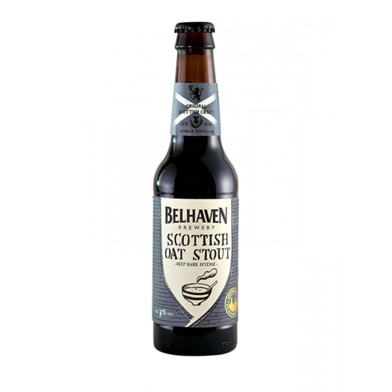 BELHAVEN Scottish Oat Stout...