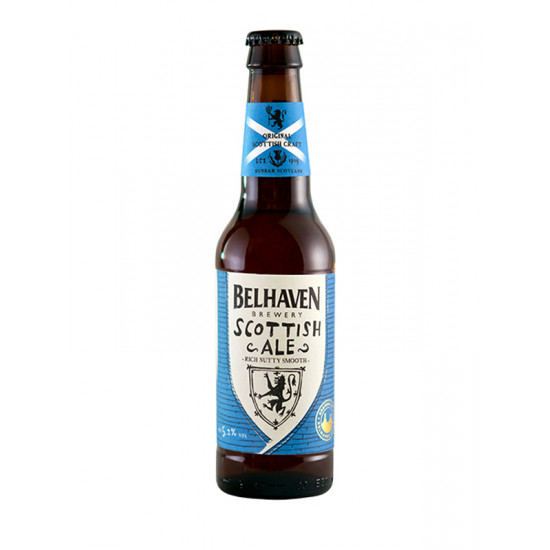 BELHAVEN Scottish Ale 5,2 %...