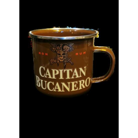 Smaltovaný hrnek Capitan...