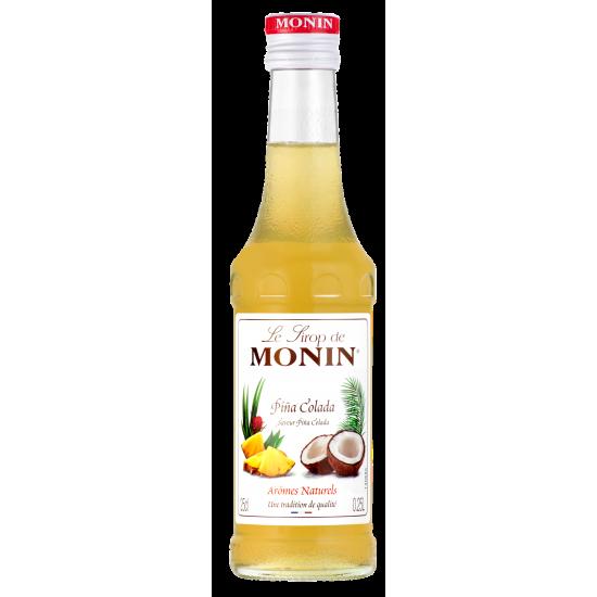 Monin Piňa Colada sirup 0,25 L